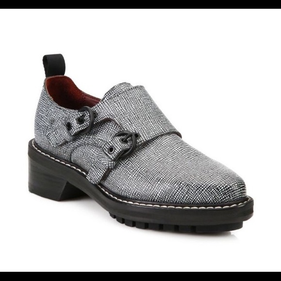 Rag & Bone Konrad Round-Toe Oxfords cheap price fake clearance best sale clearance 2014 newest cheap sale latest collections discount sale 1kkMKNipR
